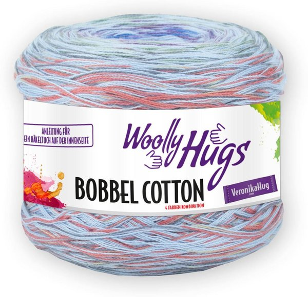 Woolly Hugs BOBBEL cotton 200 g Farbe 45