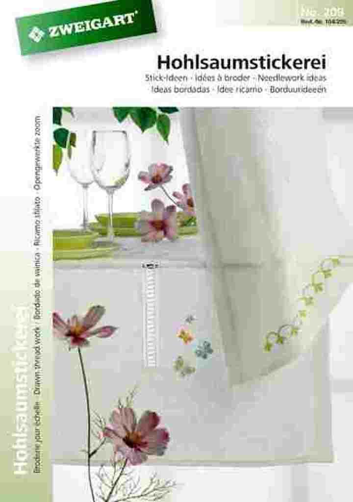 Idee 155 Herbstliche Impressionen Zweigart Stick